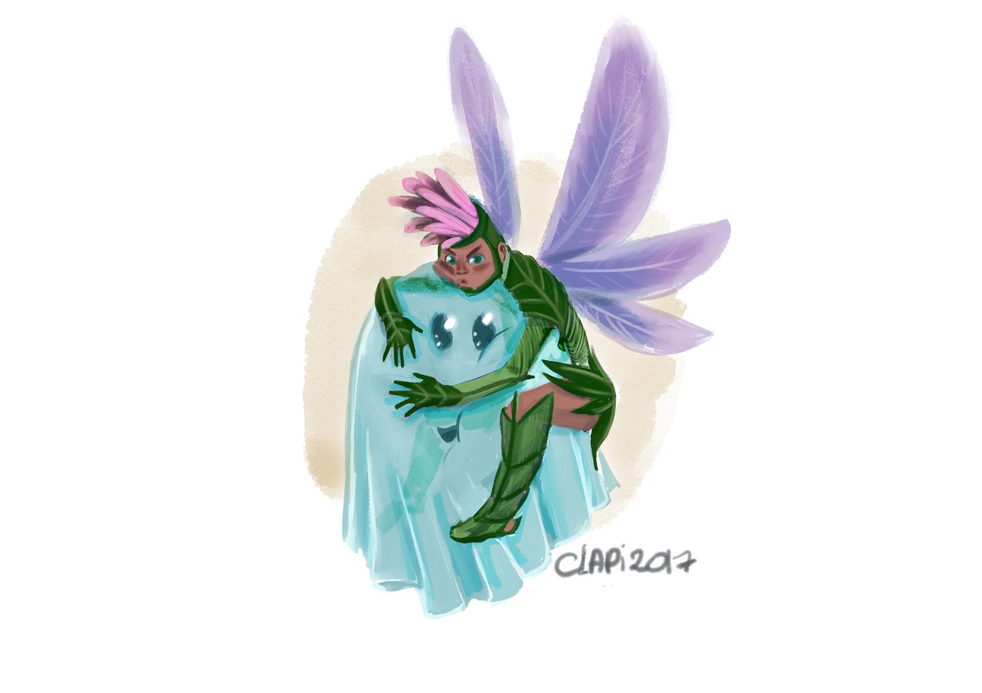 Claudia pistritto 2 selfish faerie