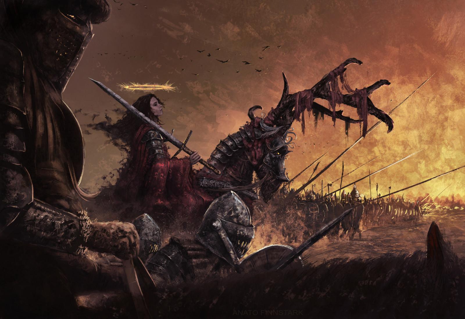 Anato finnstark jeanne d arc first horseman of the apocalypse by anatofinnstark dbzgezy