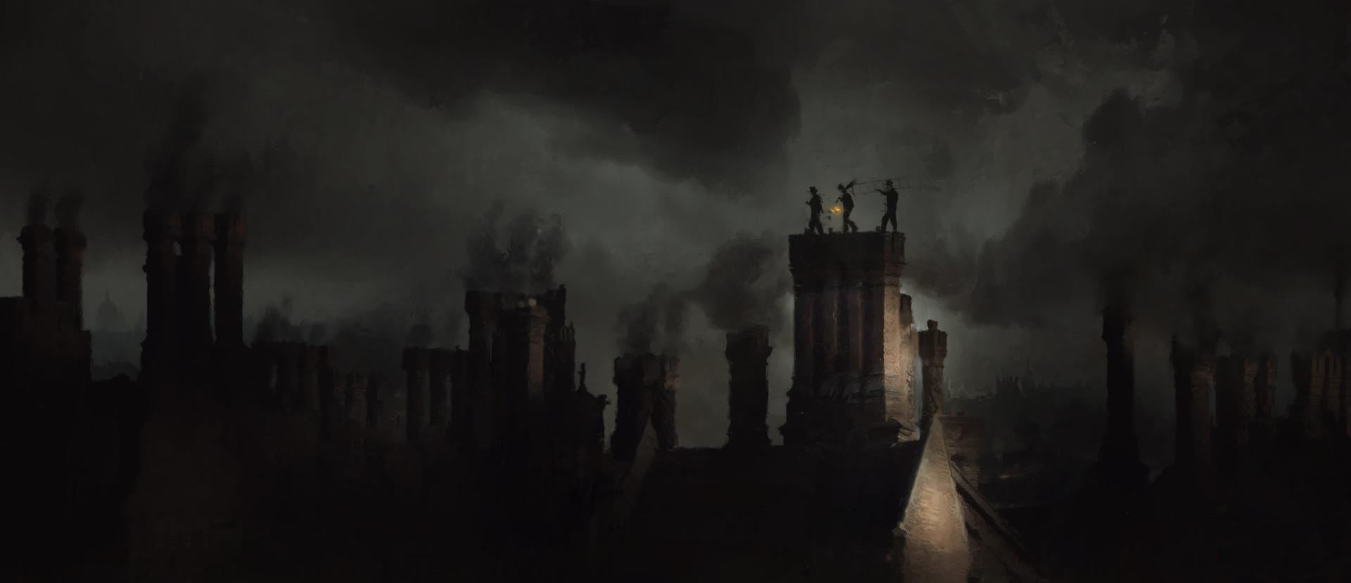 Glenn porter chimneysweeps