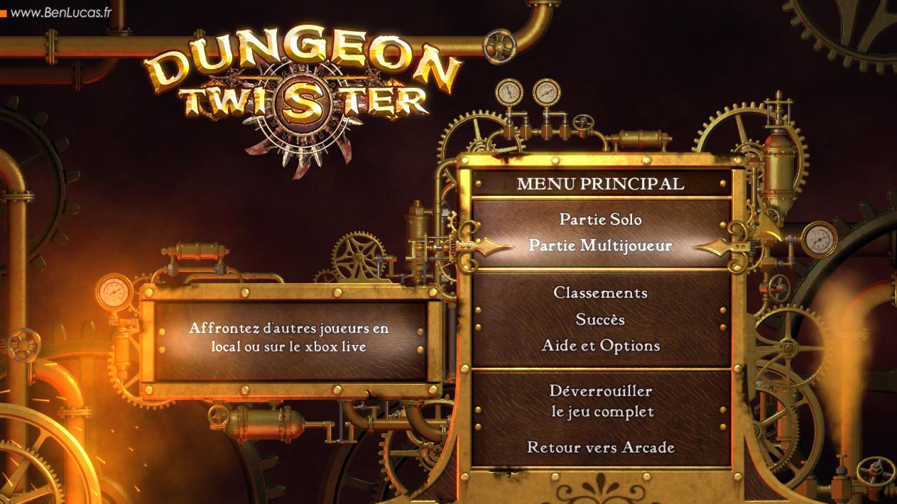 Dungeon Twister Xbox