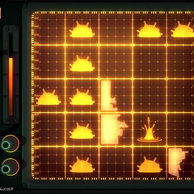 2017 - Unity Battleship game