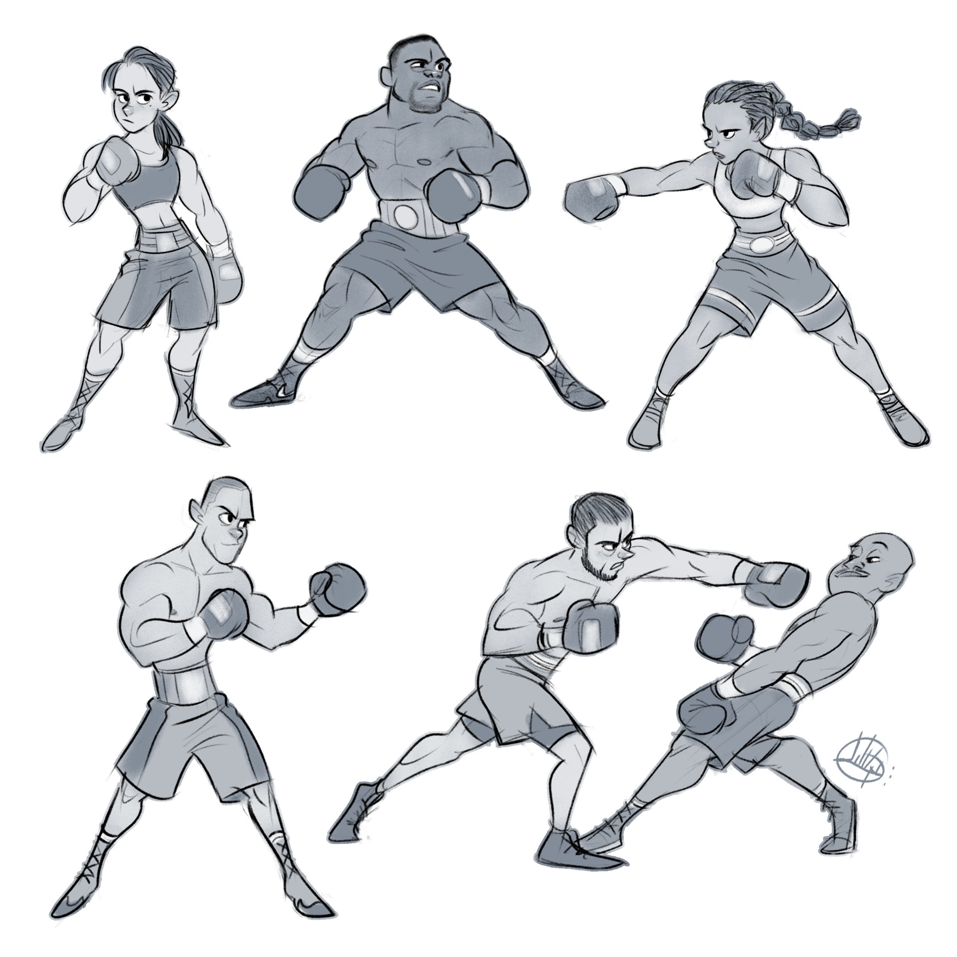 Luigi lucarelli boxers 1