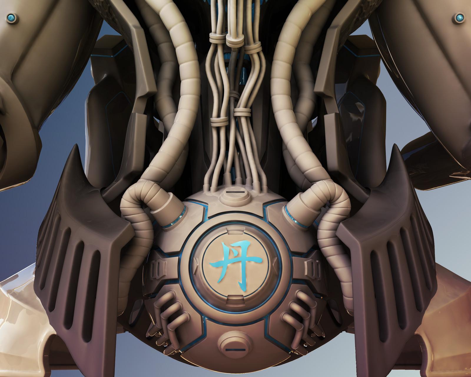 """Return of the Machine God -機神再臨-"""