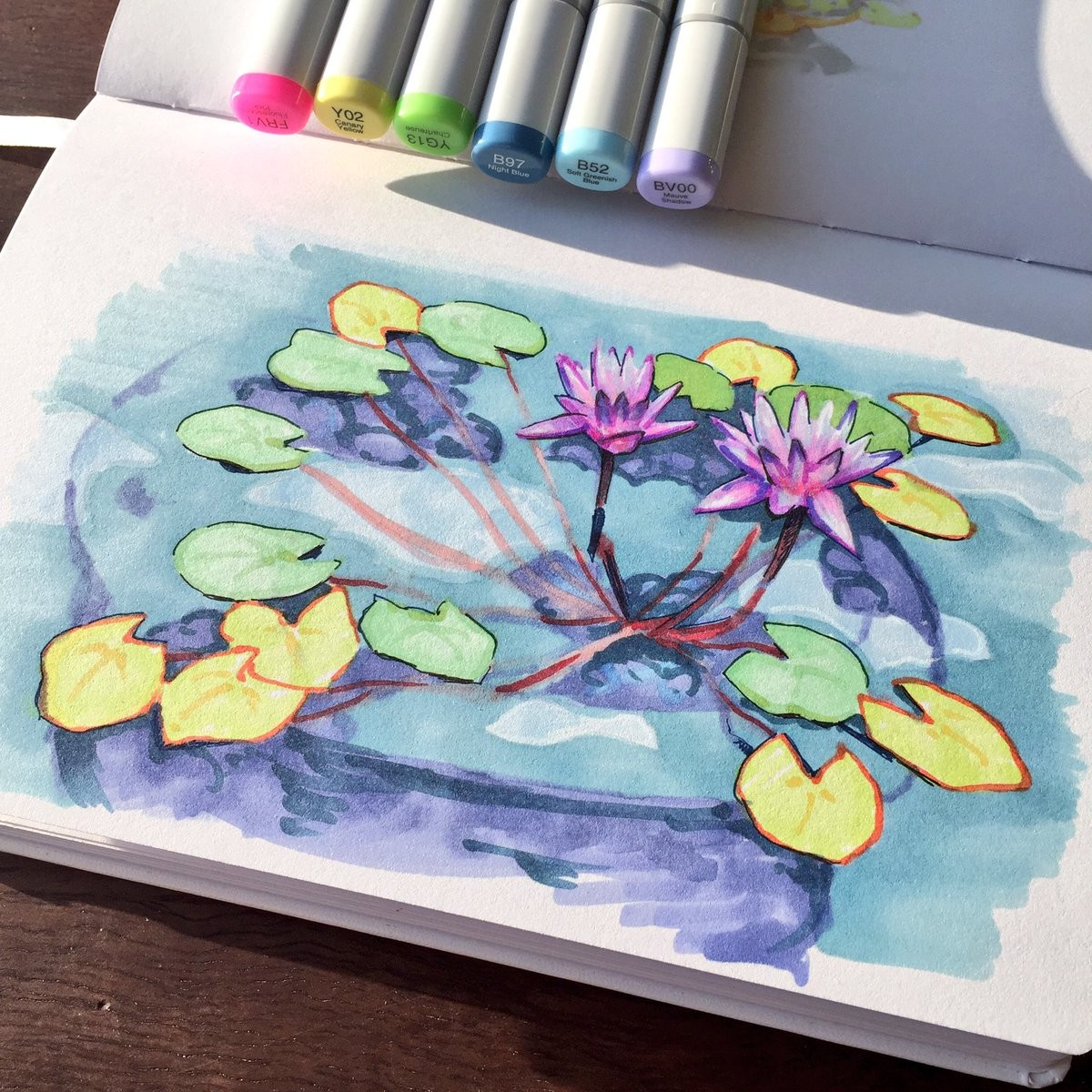 Maddy taylor kenyon lily