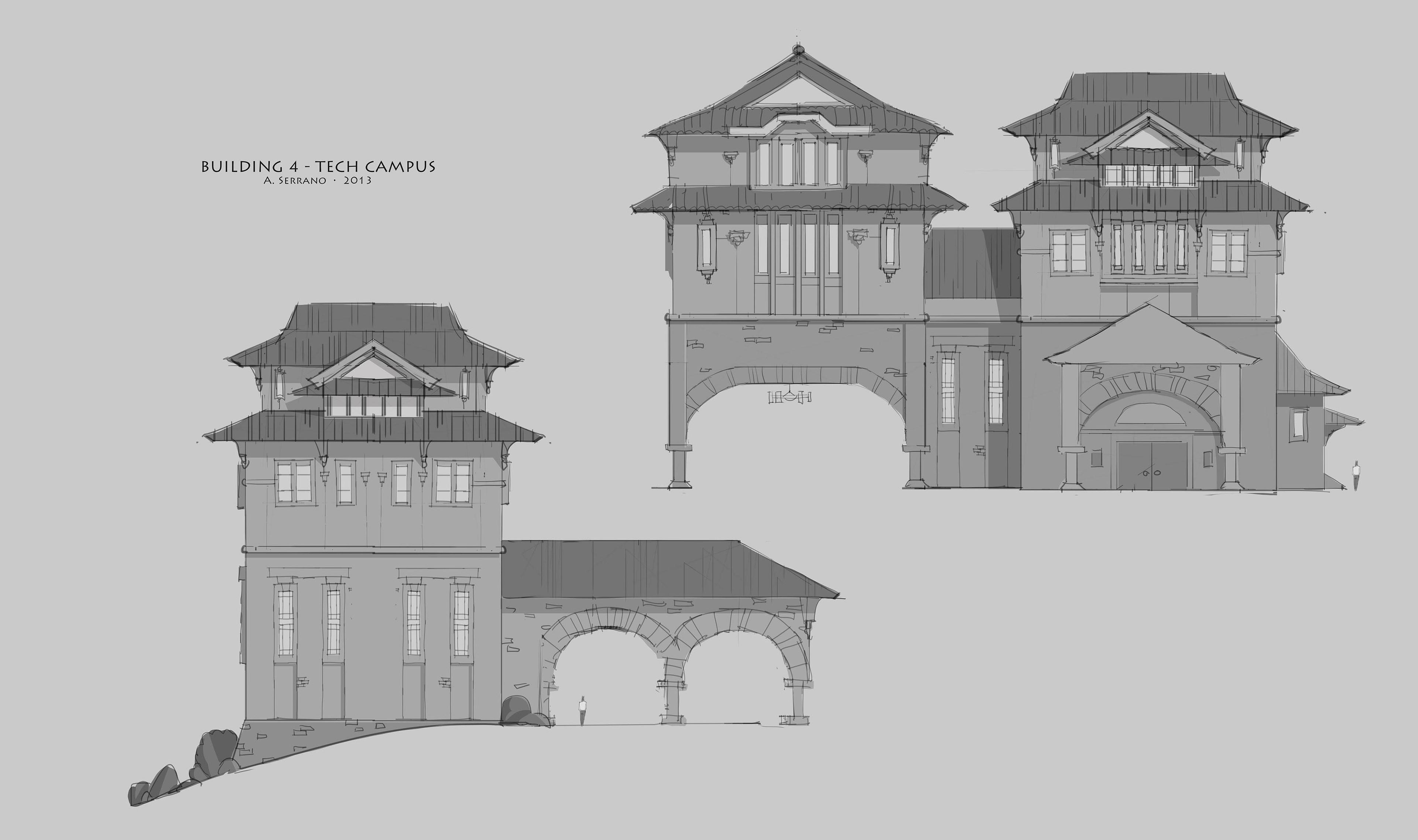 Miscellaneous Buildings 2