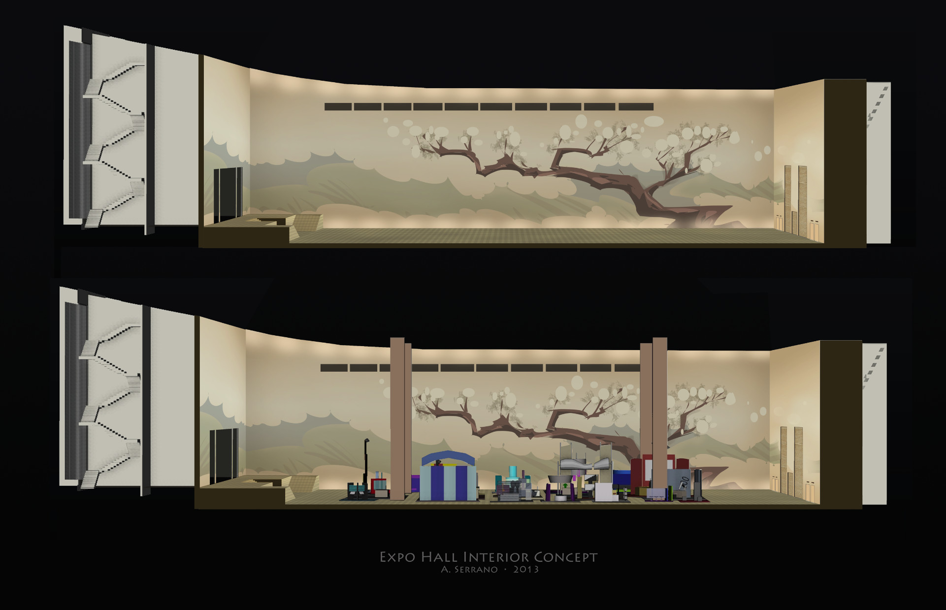 Interior concept 4