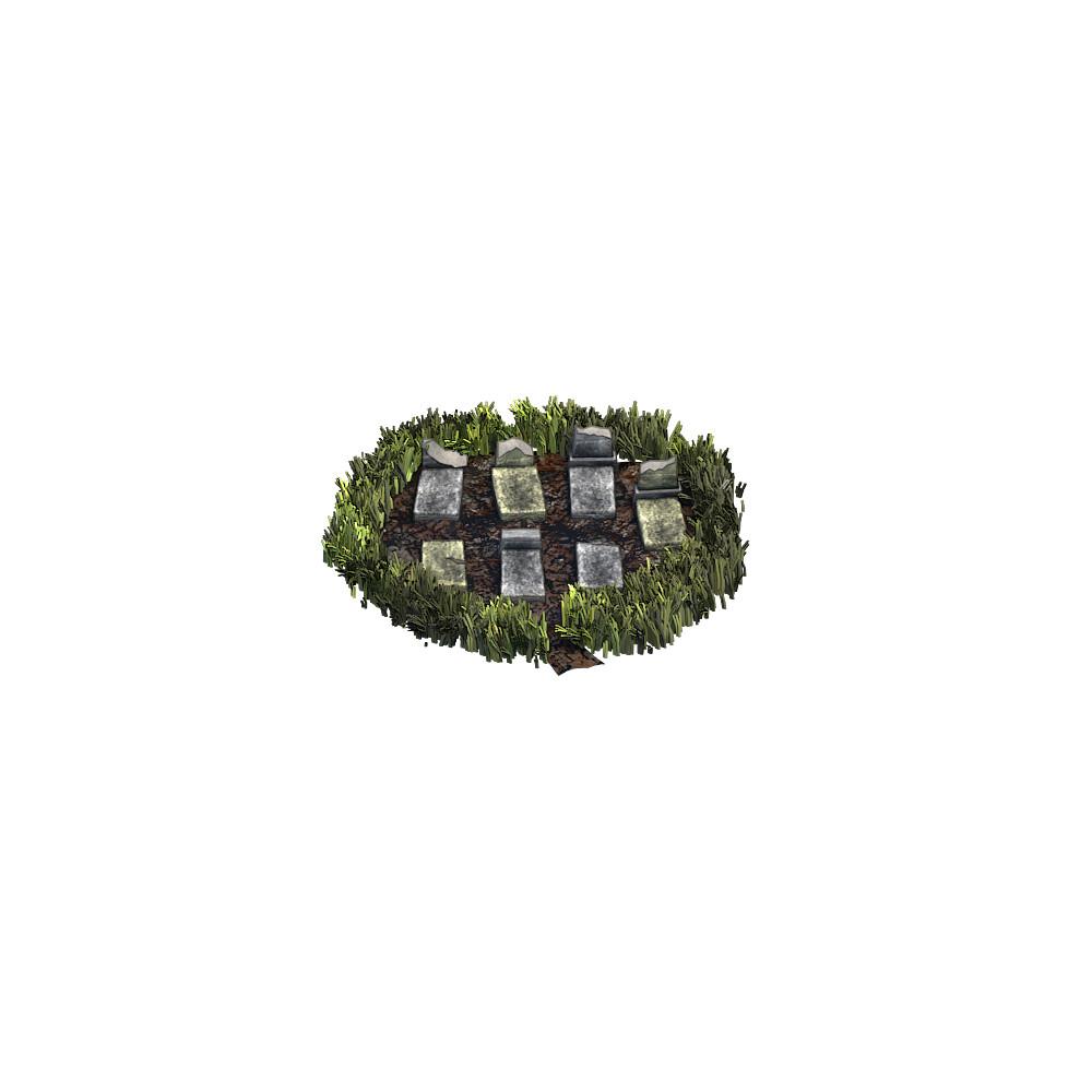Vitalii samoilenko cementery rend