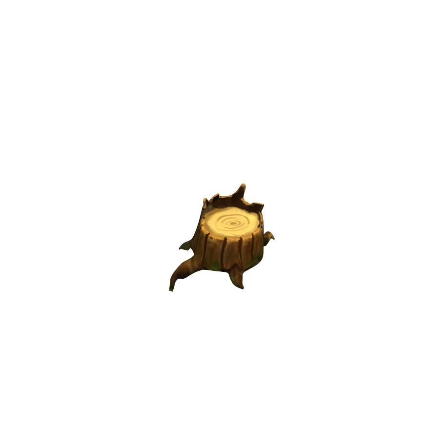 Vitalii samoilenko stump