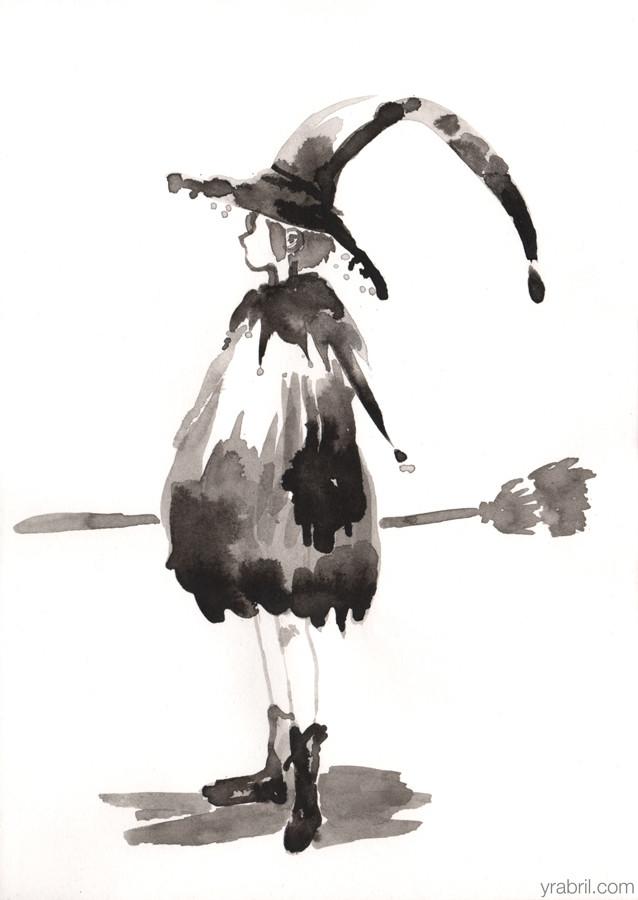 Yara abril bruja