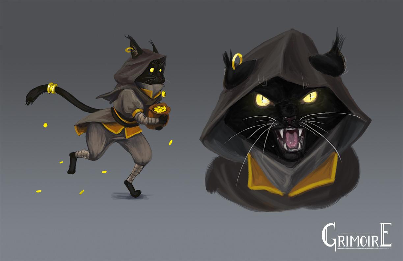 Character: Meekoi