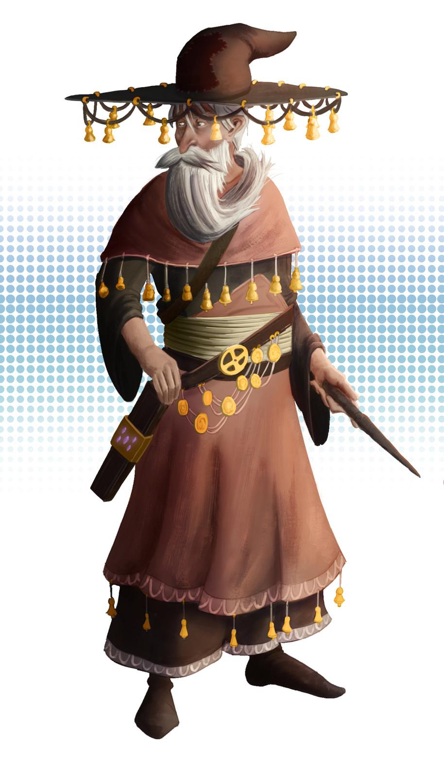Elder Wizard