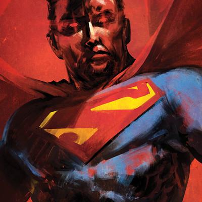 Toma feizo gas comicportrait illo superman