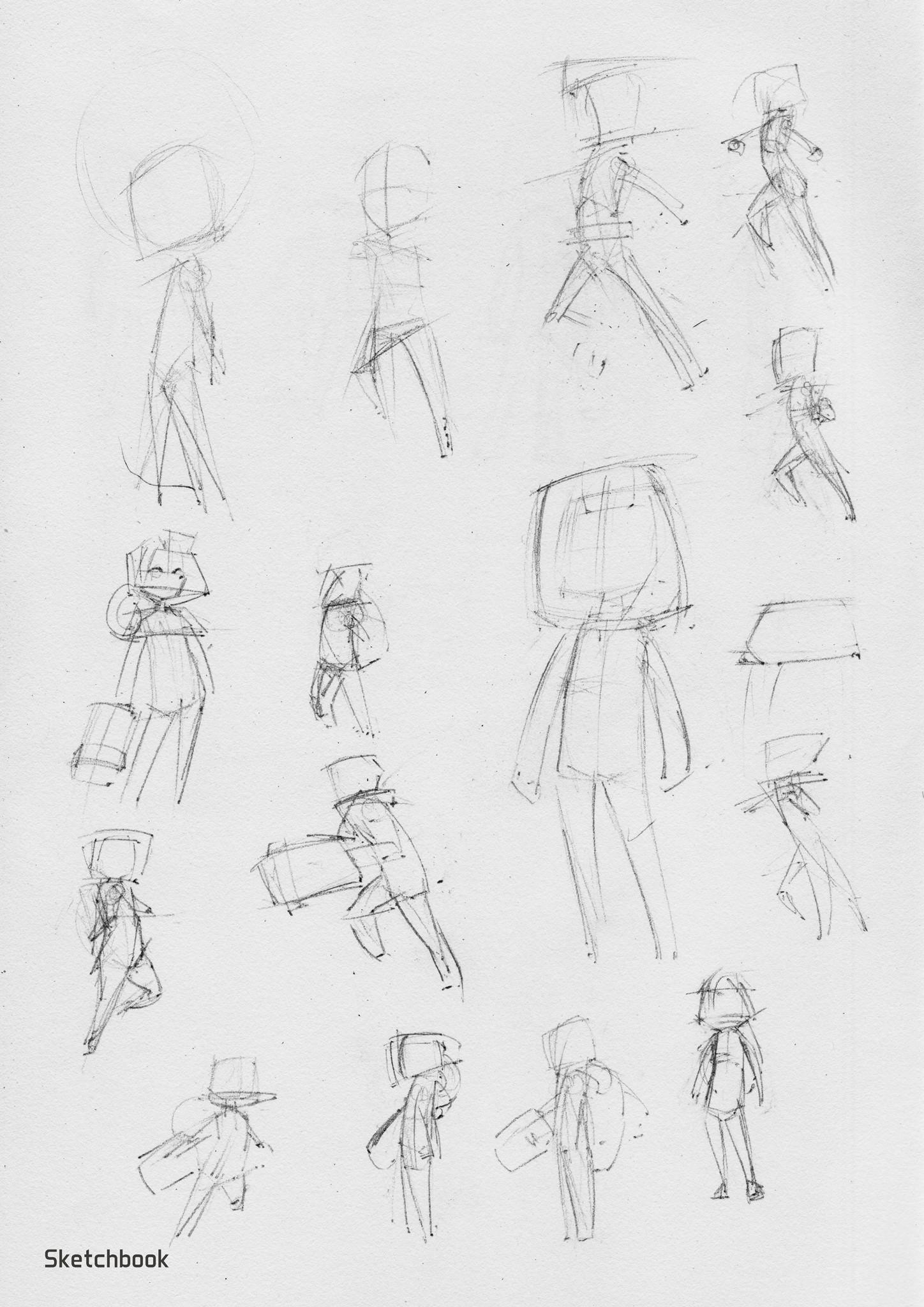 Eyal degabli scavenger 01 sketchbook