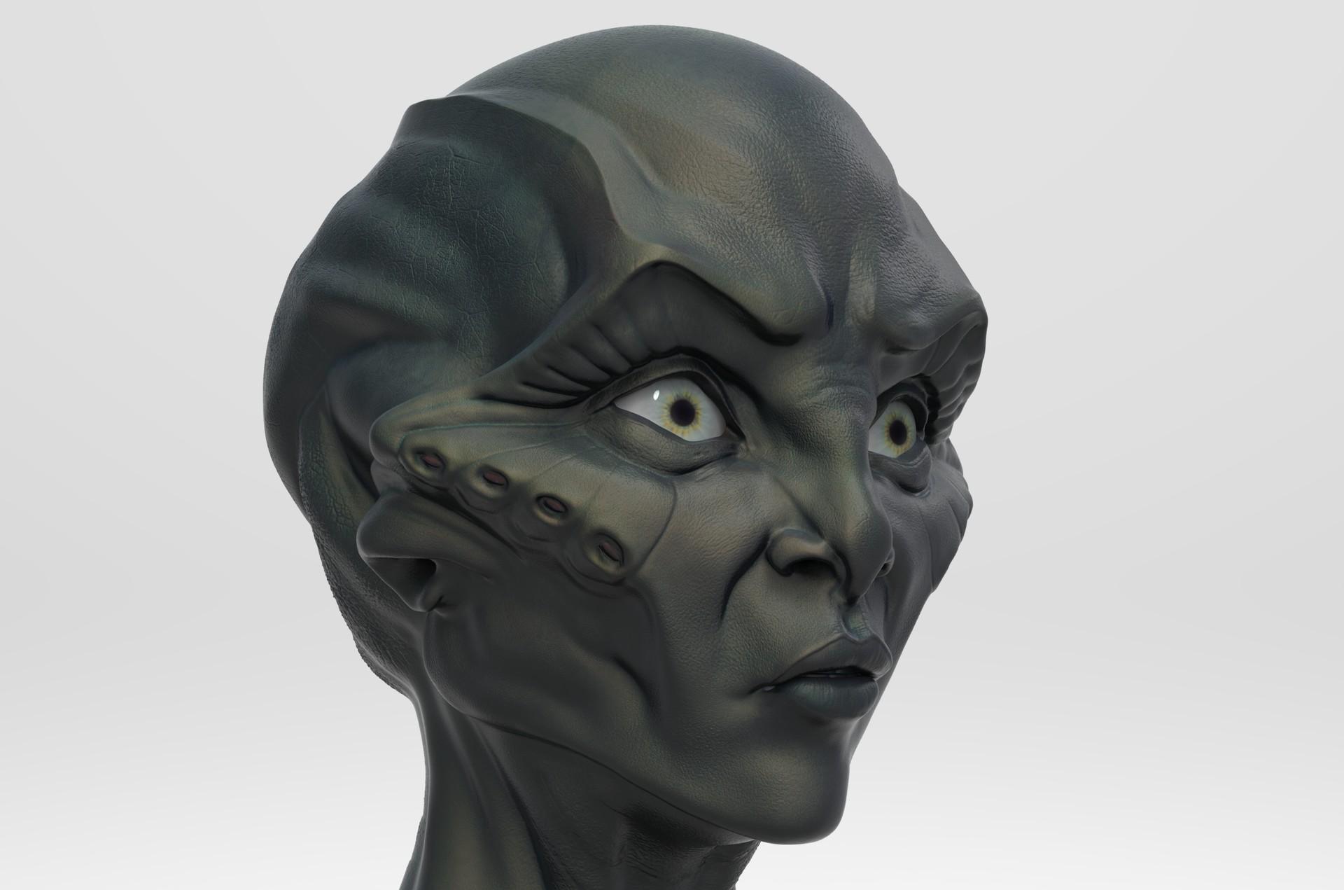 Tolu abisola female alien 2 7