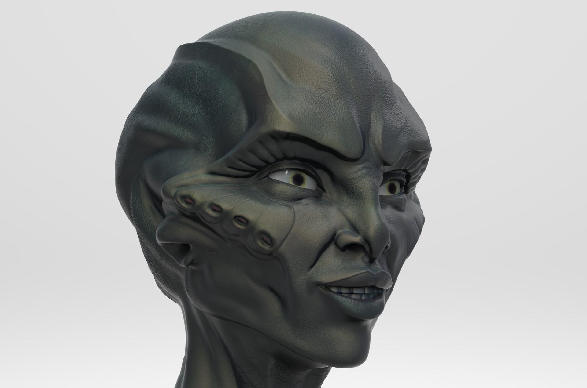 Tolu abisola female alien 2