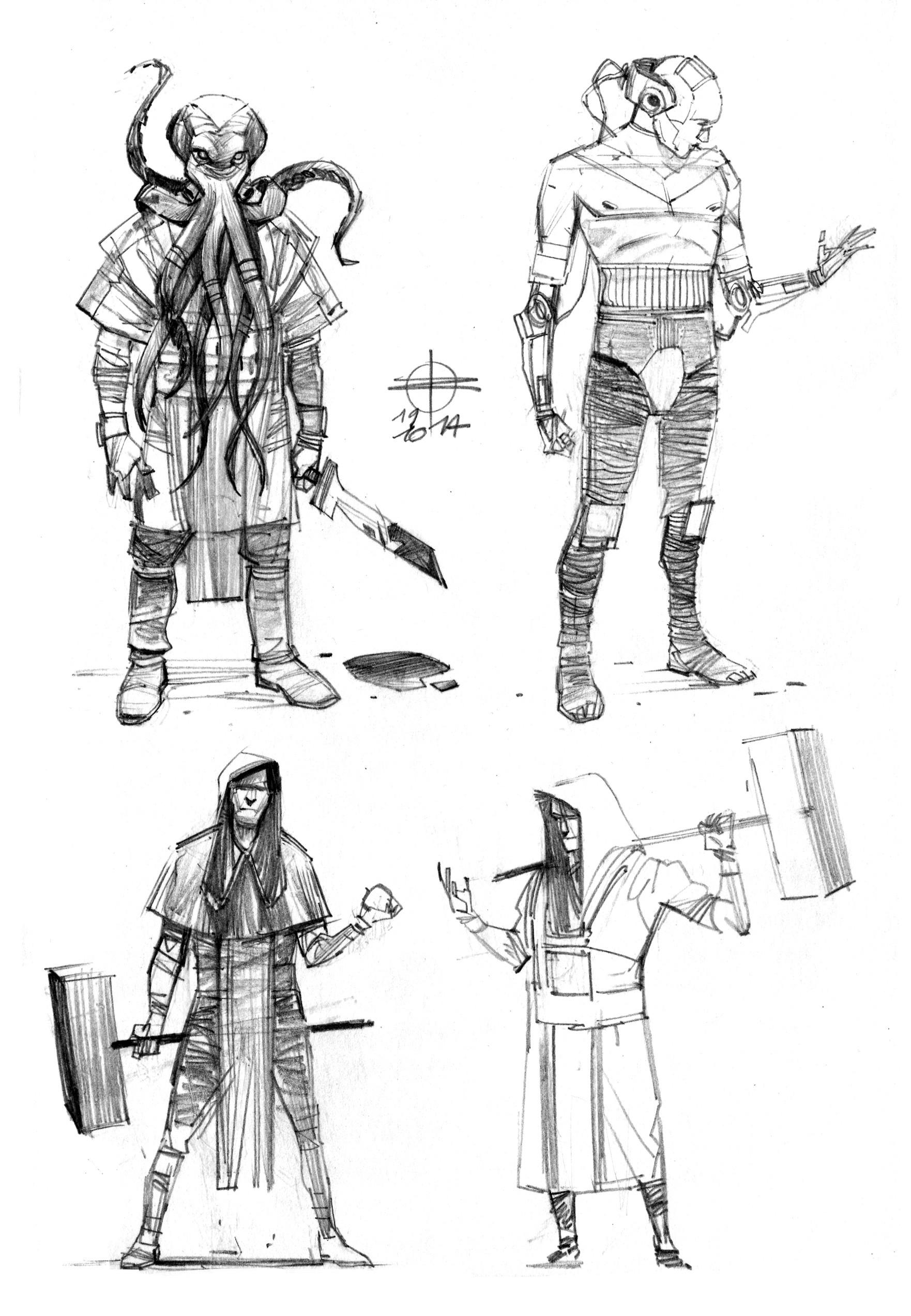 Renaud roche sketchbook12