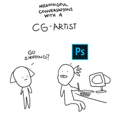 Kemane ba cg artists