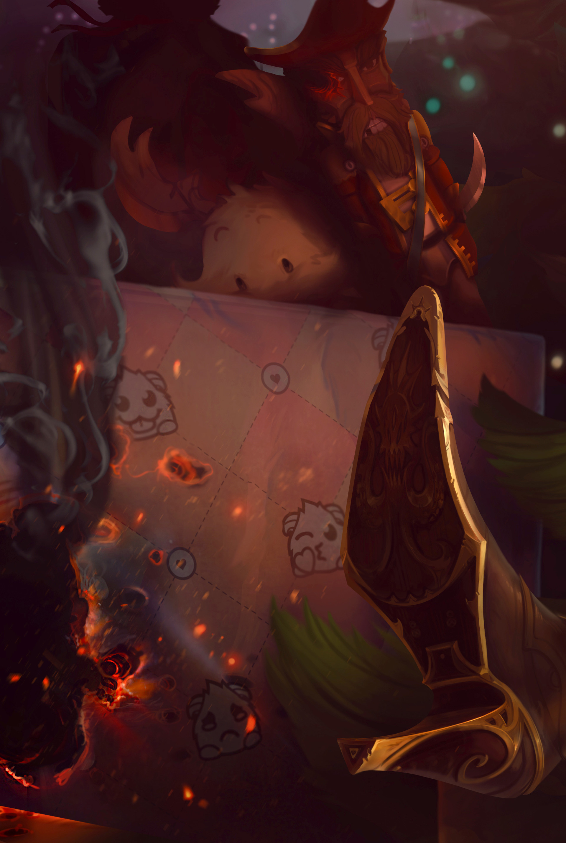 Andrew theophilopoulos ccmissfortune gangplank