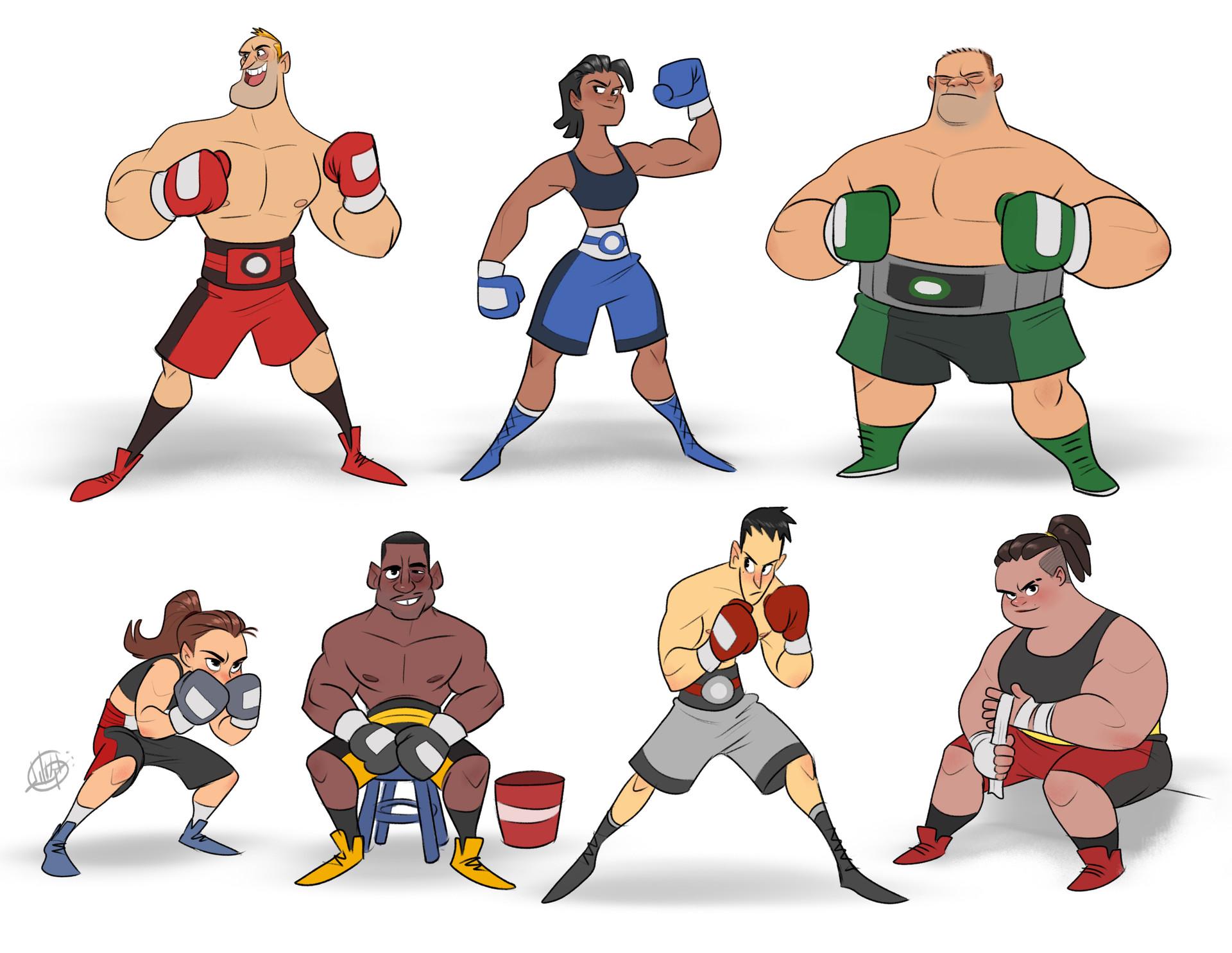 Luigi lucarelli boxers 2