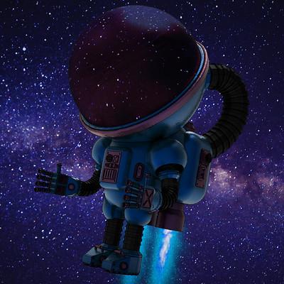 Nick stefano spaceguy