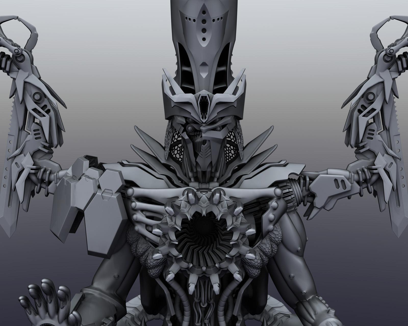 Return of the Machine God -機神再臨-