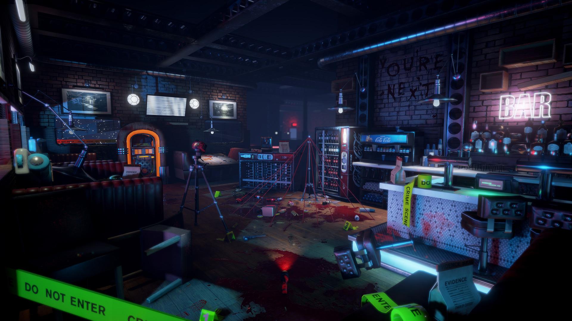 Crime Scene Diner