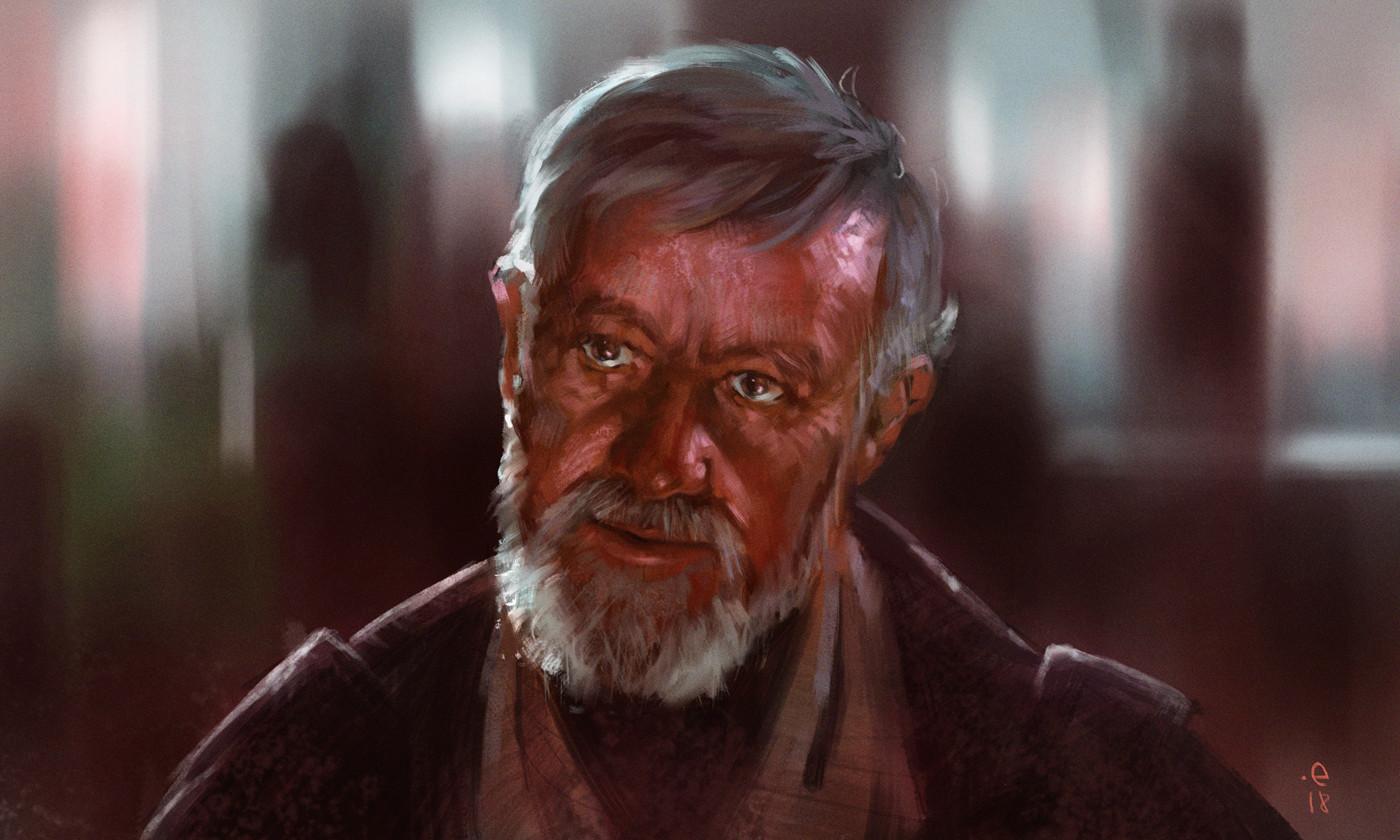 005. Old Kenobi