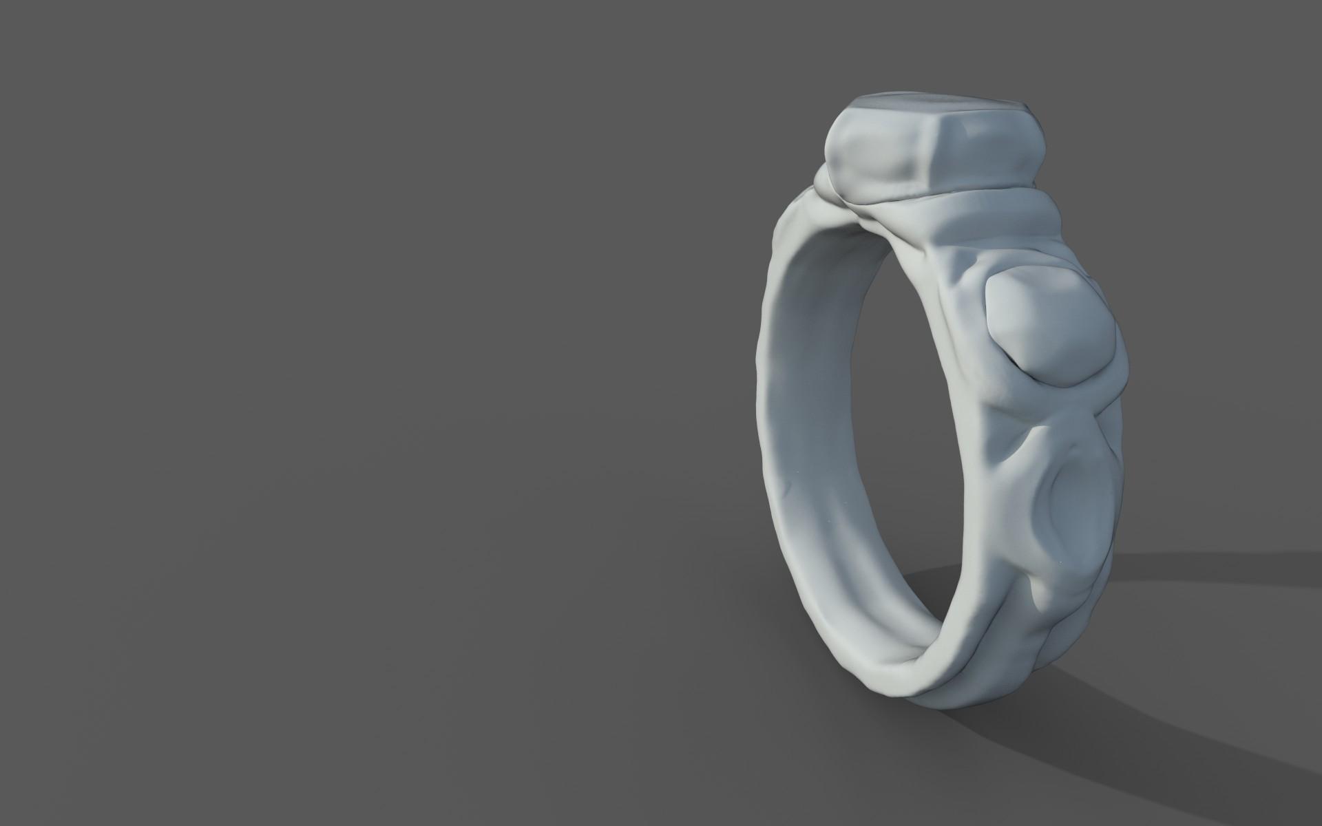 Matej chalachan ring3 sculpt1
