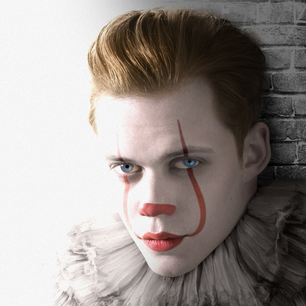 Artstation It 2017 Normal Pennywise William Gray