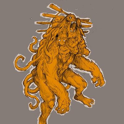 Arturo serrano monster01