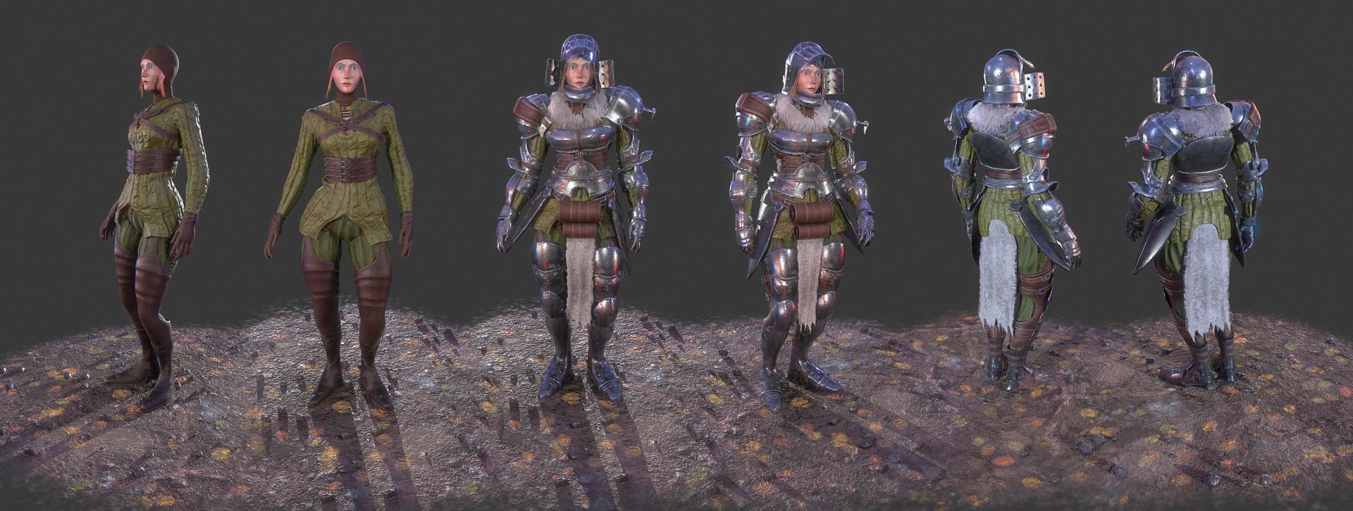 Dragos licar knight03