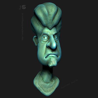 Surajit sen clay hex sculpt surajitsen