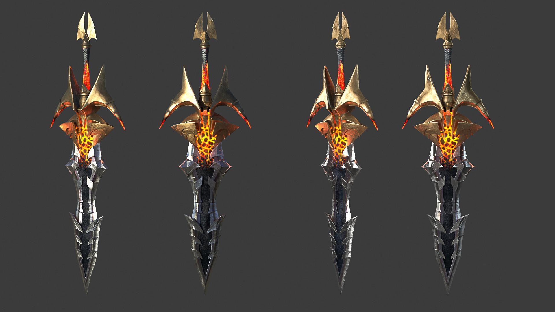 Duc phil nguyen deathknight sword 20160929