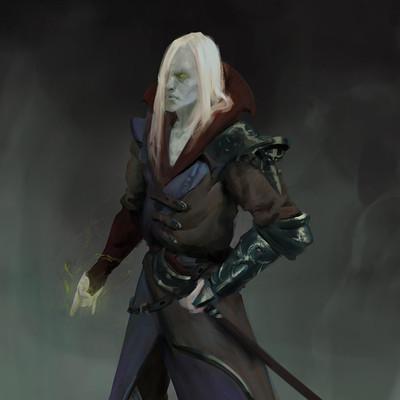 Sebastian horoszko albino2