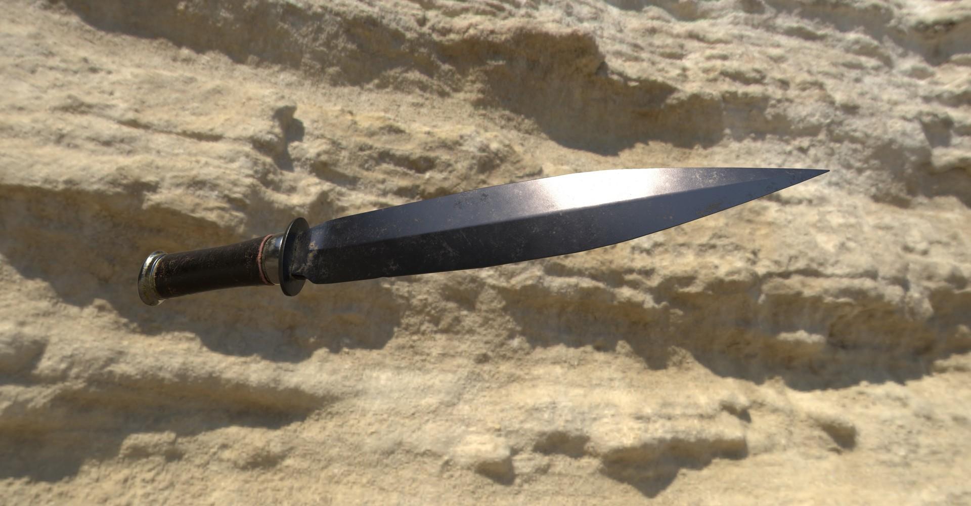 Sherif habashi 10 dagger