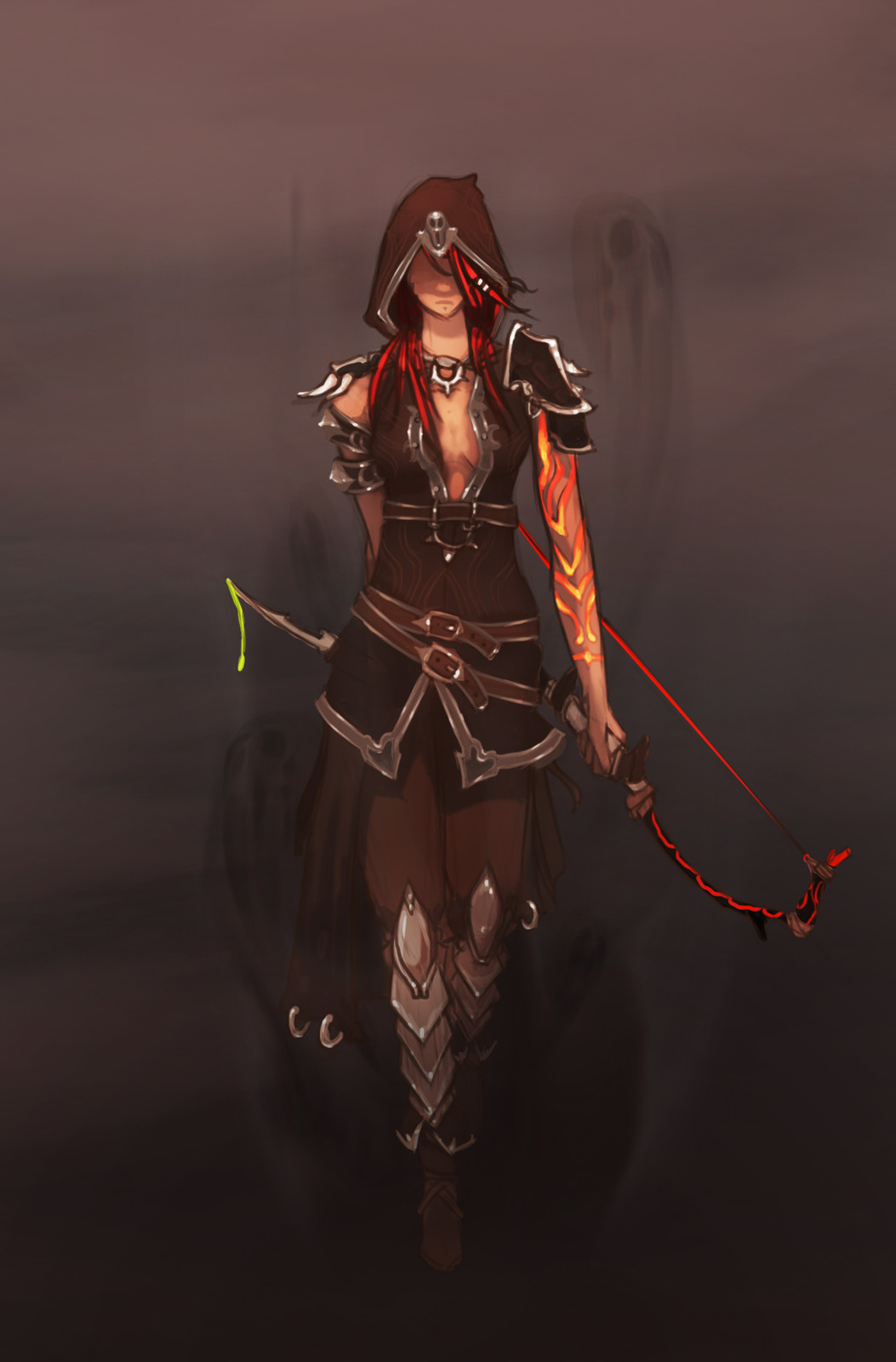 Rosalia - Dark version