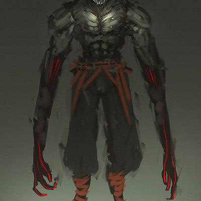 Benedick bana creature design vampire beas final lores