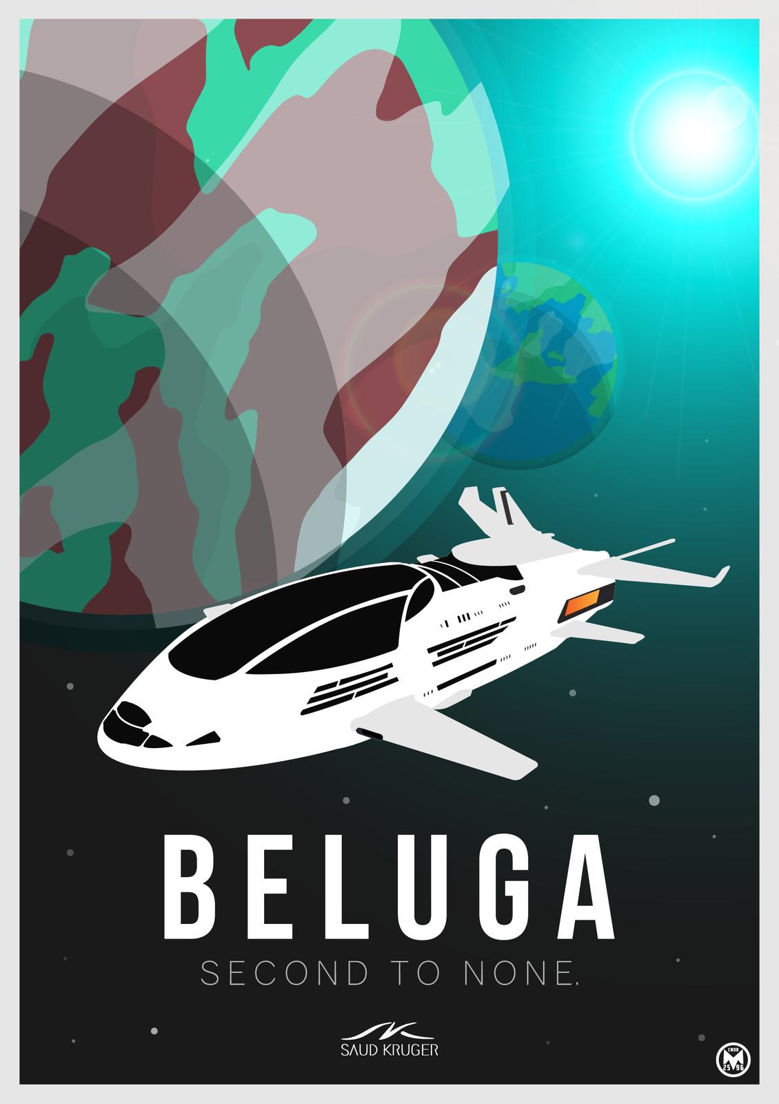 Elite Dangerous - Beluga Liner