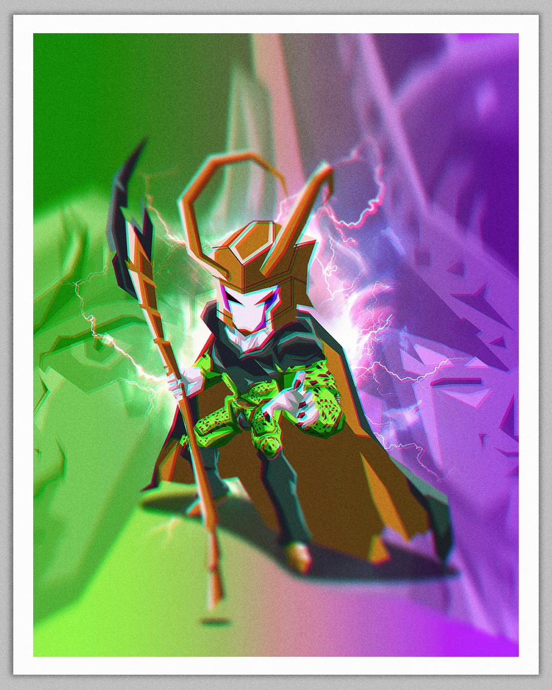 Cell x Loki