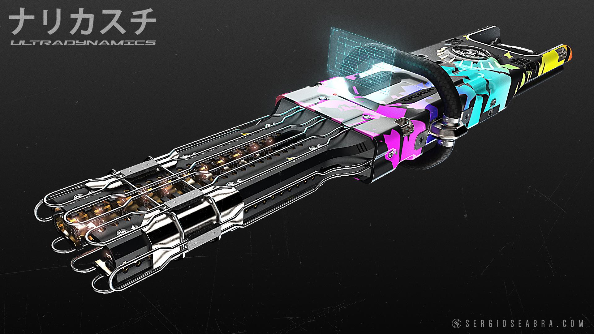 Sergio seabra layout012 plasma cannon