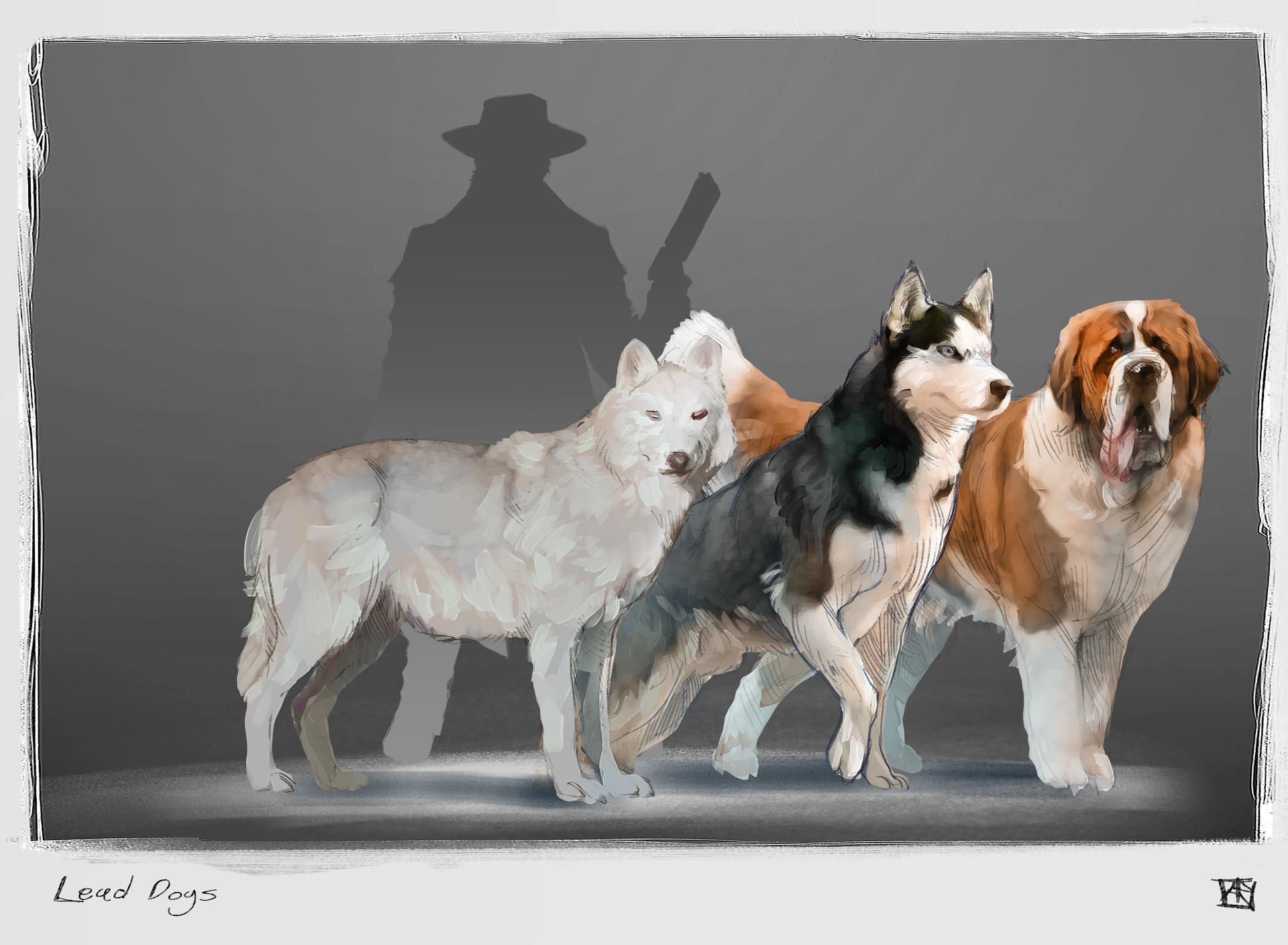 Alejandro arevalo lex dogs