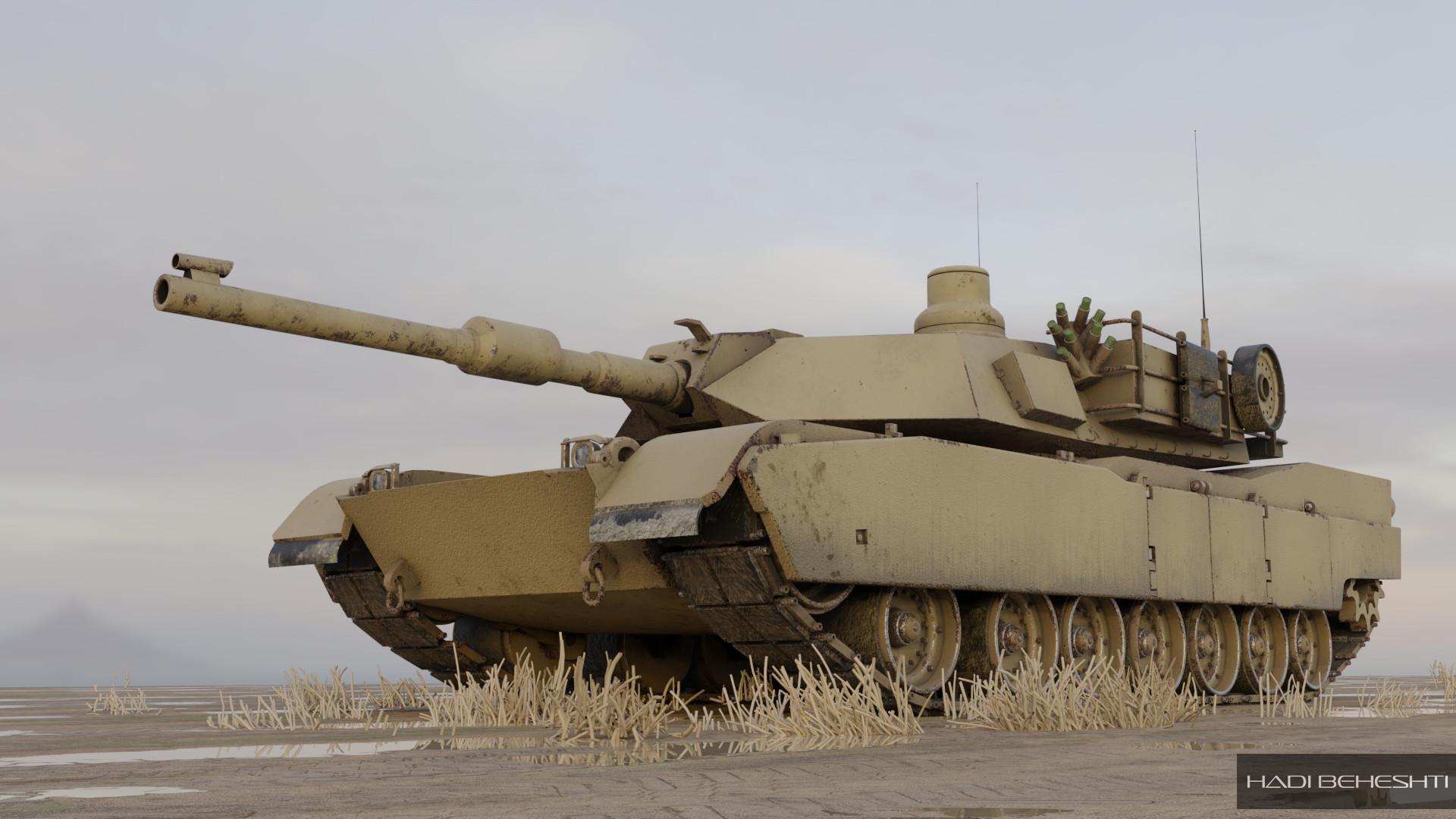 Hadi beheshti tankblender 8