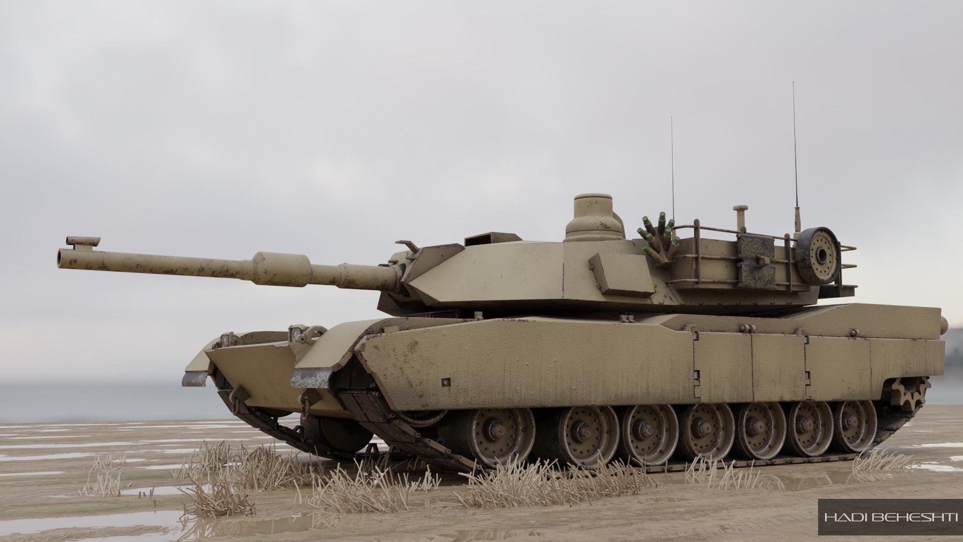 Hadi beheshti tankblender 2