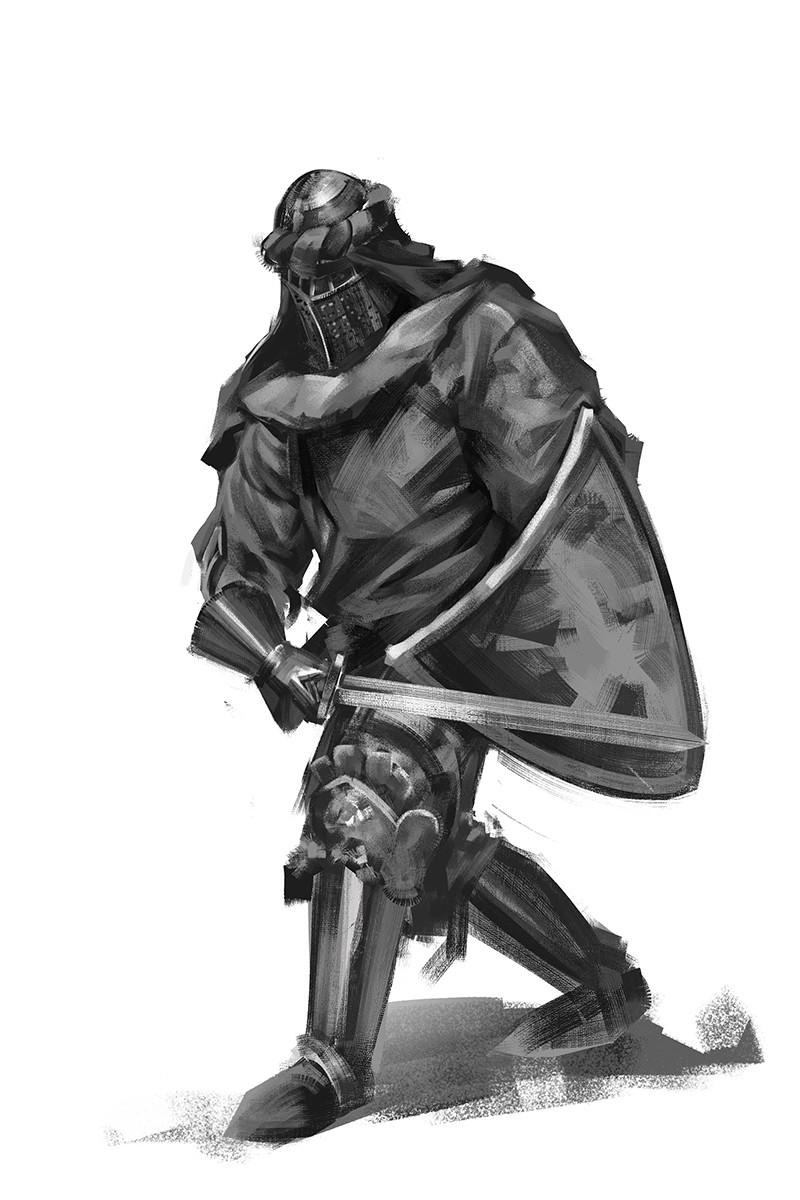 Wojtek depczynski knight4