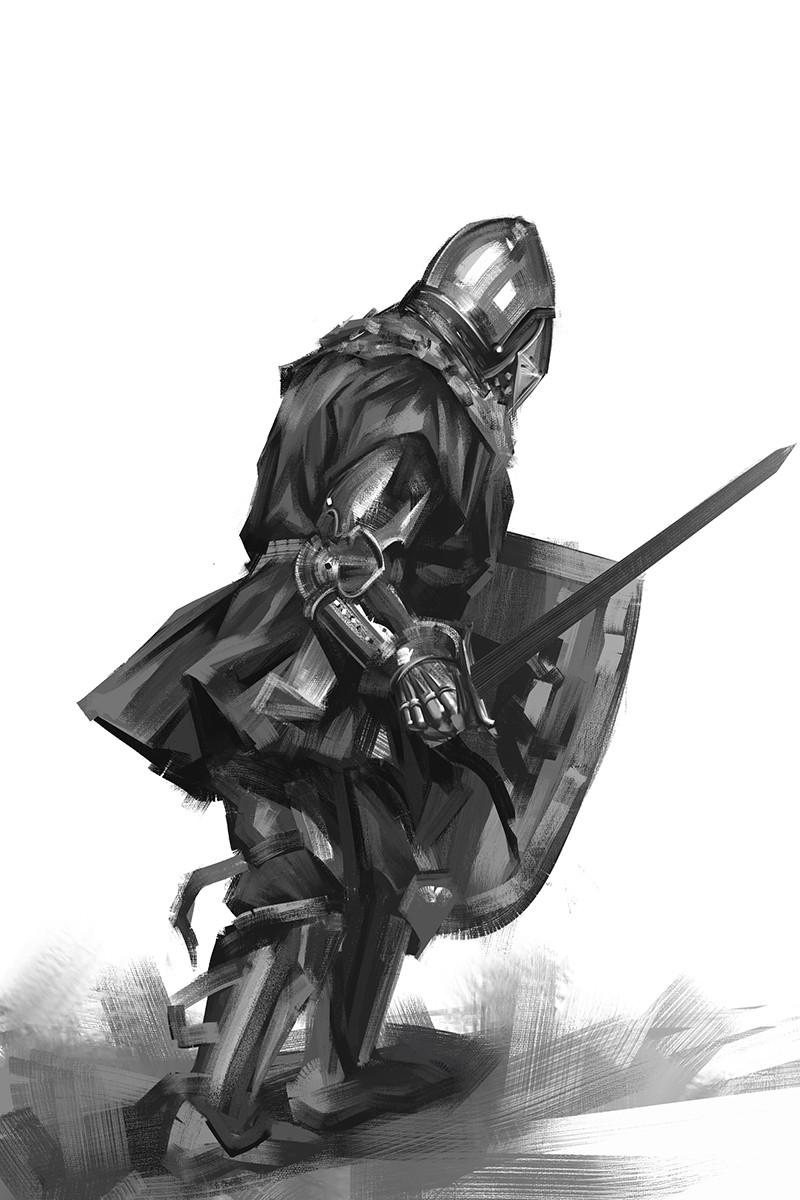 Wojtek depczynski kniught3