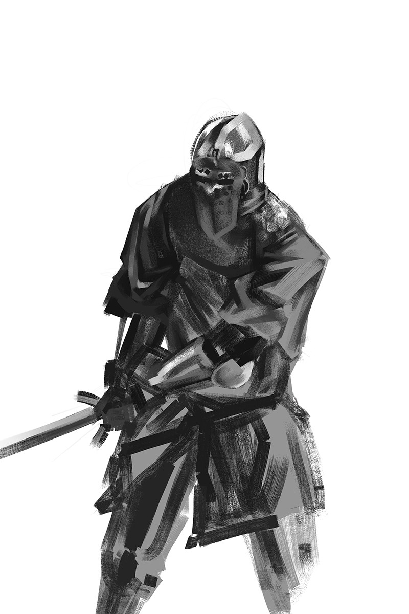 Wojtek depczynski knight