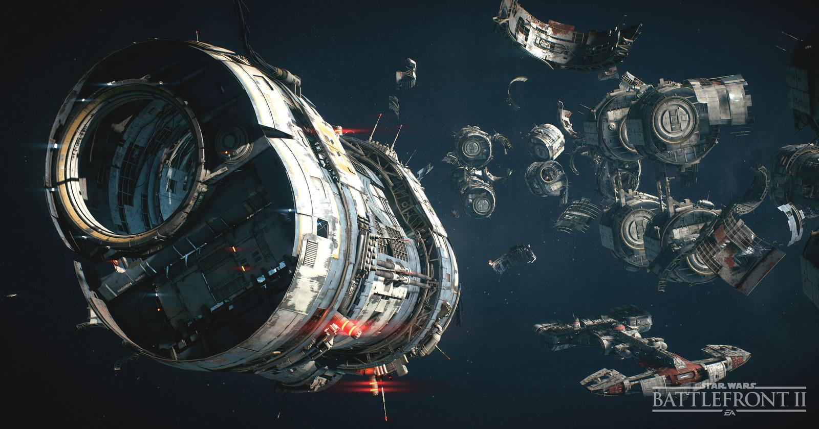 Star Wars™ Battlefront™ II Gravity Well