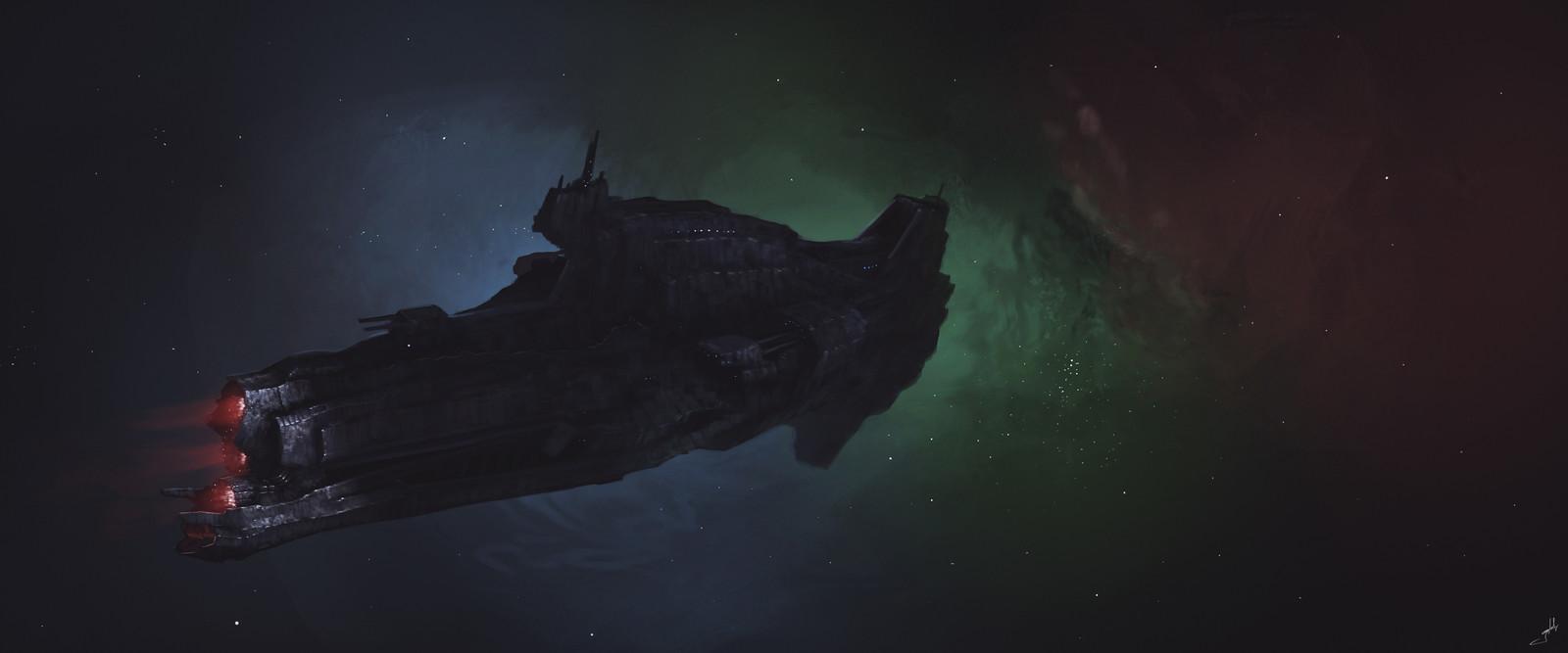 Space Battleship