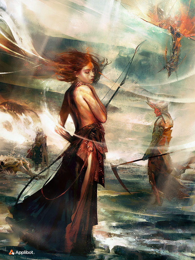 Simon goinard simon goinard dragon tribe2