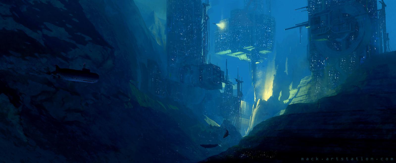 Underwater-Base